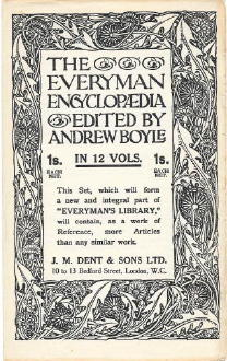Encyclopedia Advert