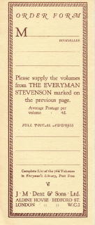1925 RLS Bookmark