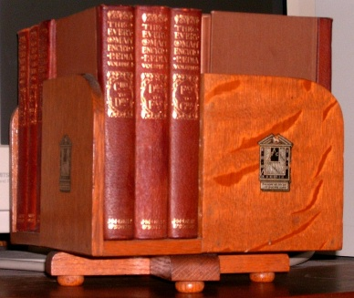Encyclopedia stand